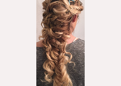 Charlie Salon Bride and Bridal Party Hair Services